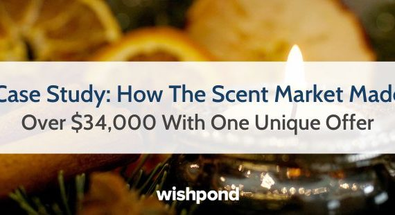 Case Study: How The Scent Market Made Over $34,000 With One Unique Offer